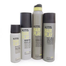 KMS Hair Play Dry Wax Creme Molding Paste Spray **Choose your item**