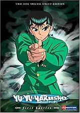 Yu Yu Hakusho: Ghost Files - The Complete First Season (DVD, 2006, 2-Disc Set, S