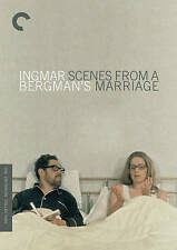 Scenes from a Marriage (DVD, 2004, 3-Disc Set, Criterion Collection)
