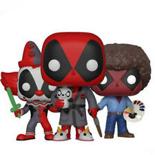 Funko pop Deadpool Vinyl Action Figure Collection Toy Gift