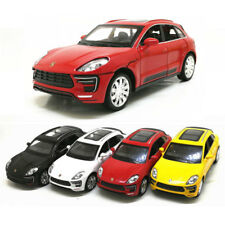 Porsche Macan Turbo Off-road SUV 1:32 Scale Car Model Diecast Gift Toy Vehicle