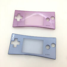 Aluminum Face Plate Cover for Nintendo GameBoy Micro GBM Controller Upper Panel