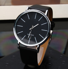 Watch Men Leather