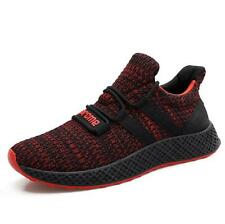 Fashion Mens Running Trainers Sneakers Sports Breathable Outdoor Athletic Shoes