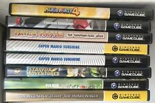 Nintendo Gamecube Replacement Game Cases Only no manuals NO GAMES +Fast