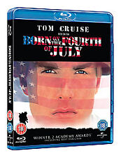 Born on the Fourth of July [Blu-ray][Region Free], DVD | New Sealed