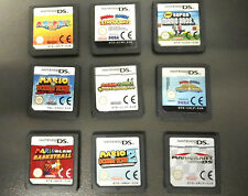 Super Mario  series Nintendo DS Games   for DS,DS L,DSI,DSi XL,3DS