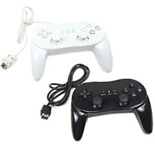 Classic Wired Game Controller Gaming Remote Pro Controle Joystick For Wii 3C