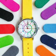 Ertt Easy Read Time Teacher Watch- Choose from 5 Colors