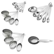 Stainless Steel Measuring Spoons Measuring Cups Combo Set Of 8