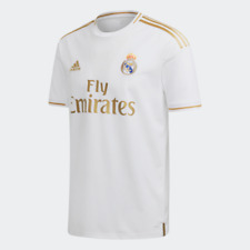 BNWT Adidas 2019/20 REAL MADRID Home S/S Soccer Jersey Football Shirt DW4433