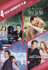 4 FILM ROMANTIC COMEDY COLLECTION 2-DISC DVD SET, YOU'VE GOT MAIL/MUST LOVE DOGS