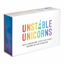 Unstable Unicorns Core Card Base Game With All Expansion NSFW White Core Pack