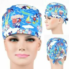 High Quality New  Medical Surgical Caps Unisex Adjustable Operating Pet Hospital