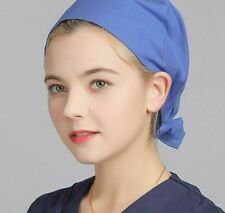 Hottest For Unisex Hospital Medical Surgical Caps Breathable Cotton Adjustable