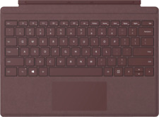 Artikelbild Microsoft Surface Signature Cover Tastatur Bordeaux-Rot