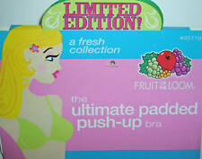 ULTIMATE PUSH-UP BRA – ADDS FULL CUP SIZE - CHOICE –NWT