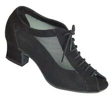 Ladies Dance Shoes Latin Jive Salsa Line UK 3 - 8