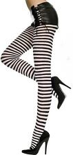 Music Legs Queen Plus Size Semi-Opaque Stripes Tights