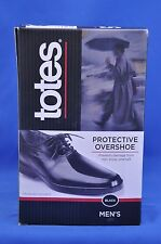 Totes Rubber Overshoes, Geometric Loafer- MEN'S- NEW!