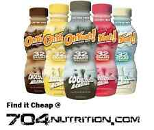 ISS Research OH YEAH! RTD Shakes any flavor 14oz/ 12 bottles - Protein Drinks