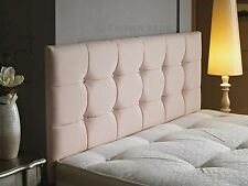 DIAMONTE HEADBOARD AVAILABLE IN ALL SIZES 3FT,4FT,4FT6,5FT,6FT
