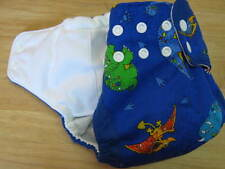 CUSTOM CLOTH DIAPER--All-In-One or Pocket Diaper with PUL--U choose fabric