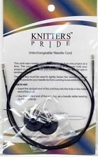 "Knitters Pride Interchangeable Cords 16"" 20"" 24"" 32"" 40"" 47"" 60"" MPN 800801"