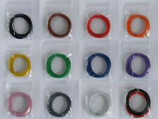 10m 7/0.2mm Stranded Equipment Wire - Choice of 11 Colours - Layout - Connecting
