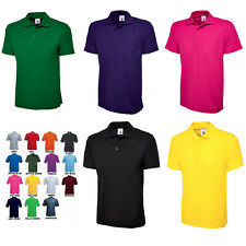 Ladies Loose Fit Pique Polo T Shirt Size 6 to 30 / XS to 4XL SPORTS CASUAL AZ101