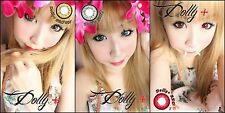 FARBE KONTAKTLINSEN.FUNLINSEN 3 MONATE COLOR CONTACT LENS [i.FAIRY DOLLY+]