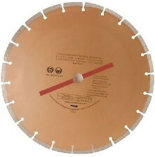 """Dry Cut Segmented Diamond Tipped Blade (115mm) 4.5"""" Angle Grinder 24394 Rolson"""