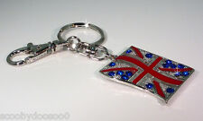 Jack Is Back! - Union Jack Bag / Key Charm
