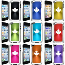 Apple iPod Touch 4th Generation 4g Hard Case Cover Maple Leaf