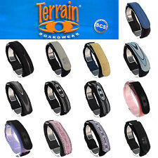Terrain Action Secure Velcro Surf Sports Watch Strap Band Ladies 16mm