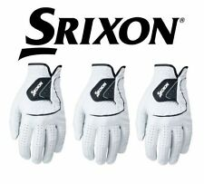 Srixon Cabretta Leather Golf Gloves 3 pack Left Hand 2015.