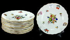 """HEREND FRUITS & FLOWERS Salad  Plate  7 3/4"""" #1518  ~CHOICE~"""