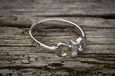 EQUESTRIAN COLLECTION JEWELLERY SNAFFLE BIT RING WITH SWAROVSKI CRYSTAL