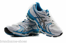NEW ASICS WOMENS KAYANO 18 RUNNING SHOES - D WIDTH = WIDE WIDTH FOR LADIES