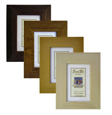 H5 1.75 Moulding Wooden Picture Photo Frames in Pine, Beech, Antique and Mocha