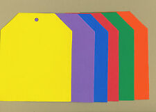 Your choice of colors on Gift Tags #5 Die Cuts - AccuCut