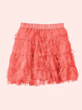 NEW GAP TIERED TULLE SKIRT SIZE XS 4/5 M 8 L 10 XL 12