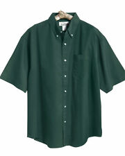 Tri-Mountain Men's Big And Tall Button Down Collar Twill Shirt. 718-Tall