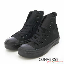 CONVERSE Chuck Taylor All Star Core HI BLACK MONOCH Unisex Casual Shoes #13