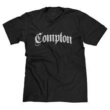 COMPTON NWA DRE GHETTO EAZY E GANGSTA RAP HIP HOP TEE DR WESTSIDE SNOOP T-SHIRT
