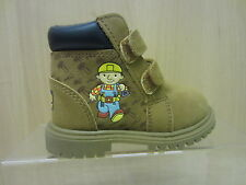Boys Bob The Builder Boot, Synthetic Tan, Bob Boot