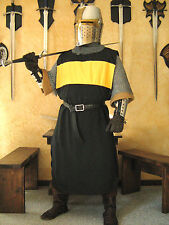 Medieval Knight Heraldry SCA Surcoat Tunic Tabard (T6)