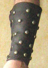 Medieval Armor Viking Barbarian Studded Bracers Standard