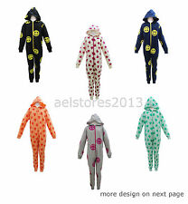 New Girls All In One Kids Onesiey Jumpsuit Playsuit Pyjamas Age 7 8 9 10 12 13