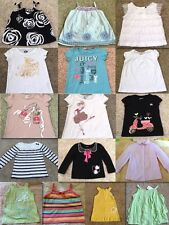 BABY GAP JUICY COUTURE OLD NAVY GYMBOREE TODDLER GIRLS SHIRT TANK TOP 2T 3T